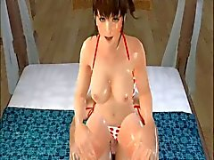 Hitomi 3D fucking (2) (DOA) Dead or Alive