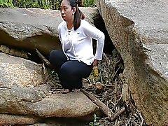 Philippinische gepisst aus Türen public piss