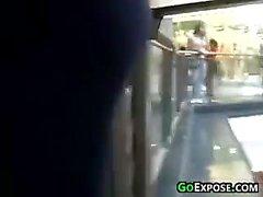 Fantastico culo Sul della metropolitana di