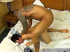 Heta gay Brasiliansk effekt fuckeren Alexsander Freitas gör
