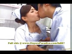 Rio Naughty Asian chick gets her wet pussy licked
