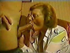 Older British Couple Amateur