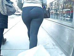 juicy pawg in grey nike's