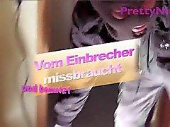 Nina - Vom Einbrecher Gefickt
