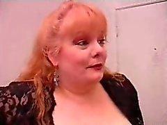 SEXY MOM N109 bbw punapää kypsä kanssanuori mies