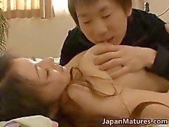 Kiimainen japanilainen kypsä Babes imee Part4