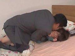 Japanese Hard Strapon Lesbian Sex