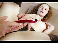 fuck with nice submissive girl