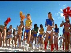 PARISA Feat SABRINA & T.NOLA & EL REY - PopPop Kudu V .wmv