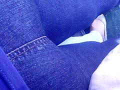 ARRIMON ZOOM universitaria jeans ajustados PARTE 1