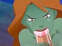 Megan'a de Genç Adalet Porno Desert sıcaklık