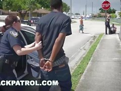 BLACK PATROL - We are the LAW, my niggas, and the LAW needs black cock!