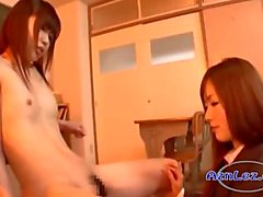 Classroom Lesbians in Asia