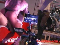 Rob Diesel y chica de FEDA pública 2014