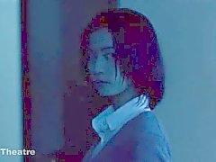 japanilainen tyttö tukittu ja side silmillä