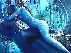 Avatar 3D Porn