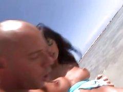 Fun On The Beach...F70