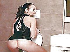 Sexig tjeckiska erotik model Jennifer Max finns ett ho
