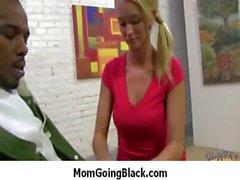 Total Mütter mommy gern schwarze Riesenschwänze 6