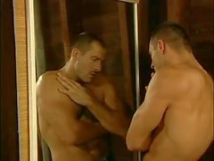 Hot selfsucking - Arpad Miklos & Ricky Martinez