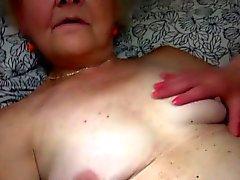 Adolescencia y la abuela masturbarse
