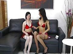 Gomas de mascar menina fisting anal profundo