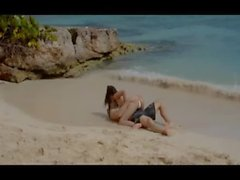 delightfully hot lovers sex on the beach