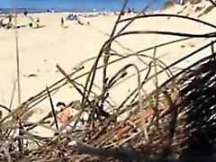 voyeuring моего прекрасный Племянница в нудистский пляж