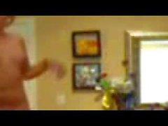 Esim Ystävä oikeeta amatööri - Upeat Hiusten väri Blondi Silmien SL riisuutumalla