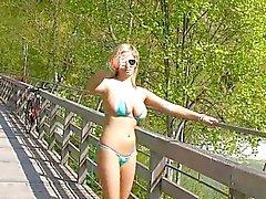 Großen Titten Bikini