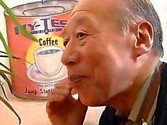 Old Man Beautiful Japanese MILF - Erotic Yumi Kazama