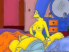 De Los Simpson las orgías de hentai