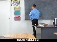 Dirty Teachers Exposed XXX