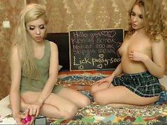 Loira amador Striptease Webcam