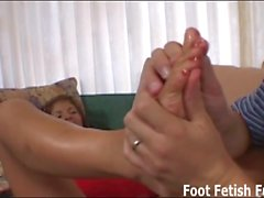 My gorgeous feet will get your cock hard