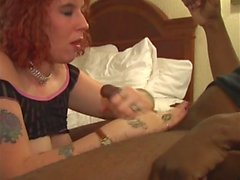 Tattooed Amateur Brunetet Rotujenvälinen kaksi