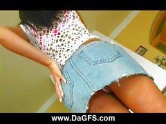 Big Ass Judes Slow Striptease