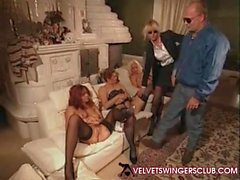 Velvet Swingers Club private group party couples only