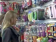 Un visita del negozio adulti