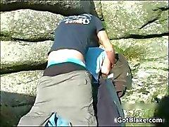 Teen Adam och Tim jävla och sugande part1