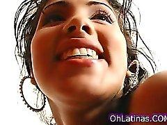 Sweet sexy crazy latina