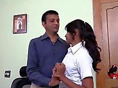 School Girl Romanze mit dem Lehrer - nandu4u /