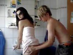 Banyo Emo Sex