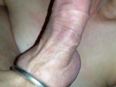 Close up blowjob Roxane from 1fuckdatecom