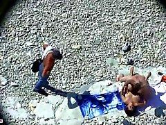 Beach deepthroat avsugning och jävla
