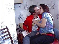 Russian Pregnant by CDM