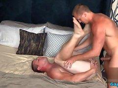 Big dick gay anal sexo com facial
