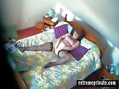 Spy vid meine Mamma Fingersatz im Schlafzimmer
