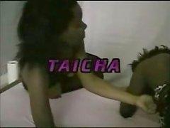 Afrikansk porr # 1