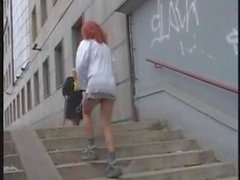 Pisseuses in public - 1 of 4